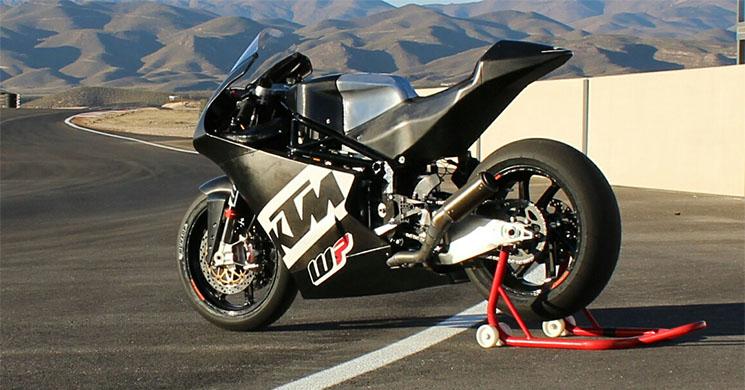 KTM, WP y su Moto2: todas las claves de su lanzamiento