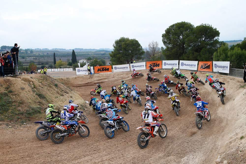 El Campeonato de España de Motocross comienza en Albaida