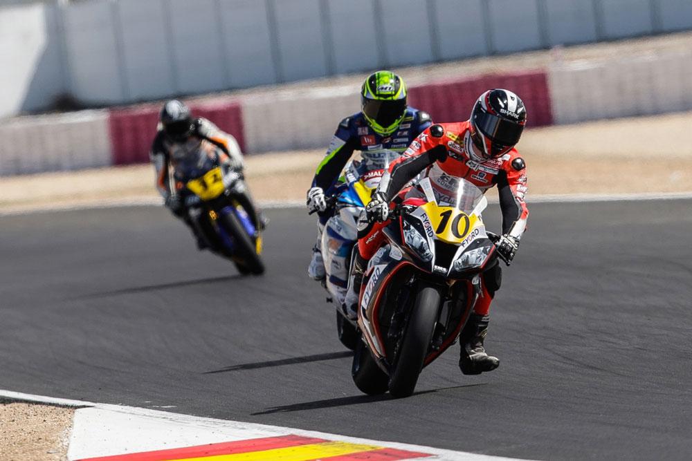 Los test del Campeonato de España de Velocidad, el 12 y 13 de marzo en Albacete