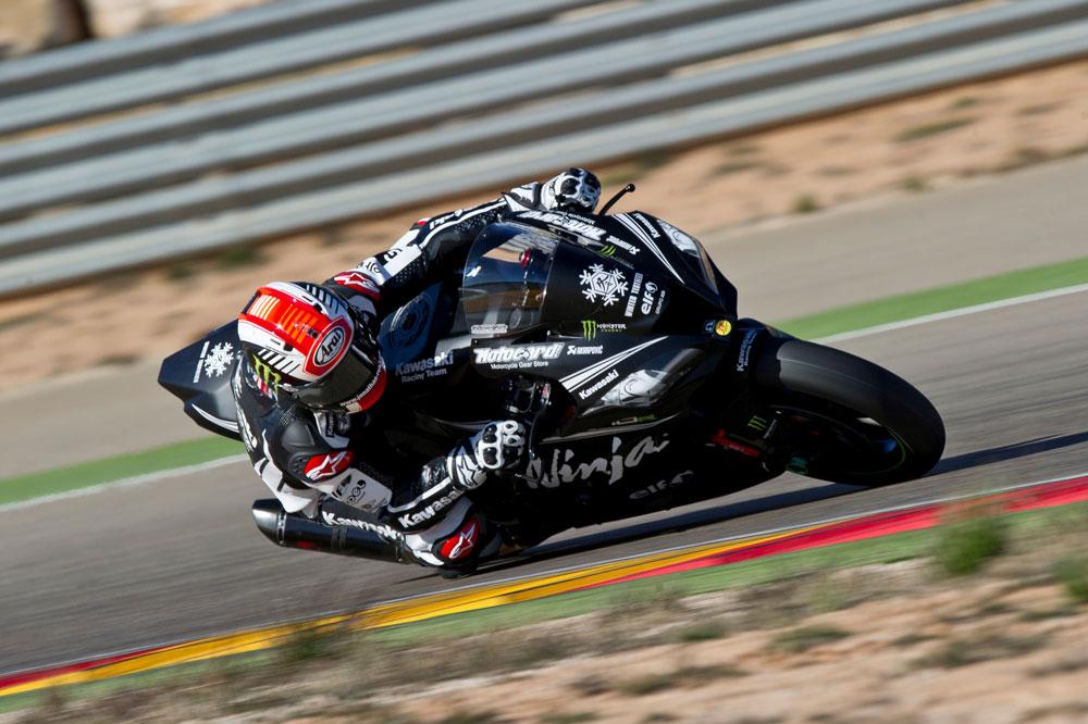 Finalizan los test privados de Superbike en MotorLand