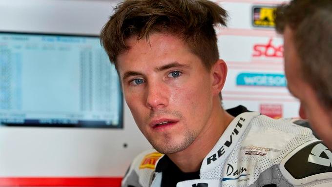 Patrick Jacobsen, preparado para luchar por el Mundial de Supersport