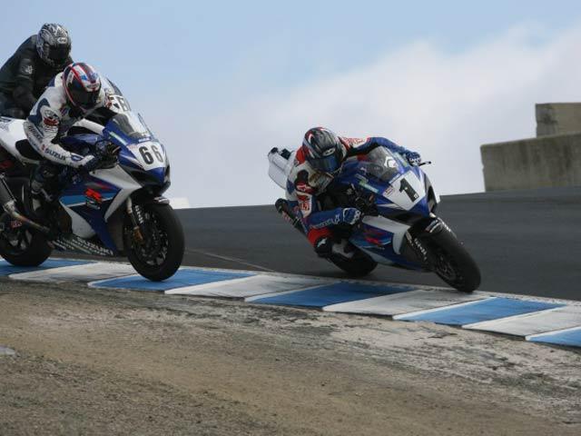 Ben Spies gana el campeonato AMA de Superbike