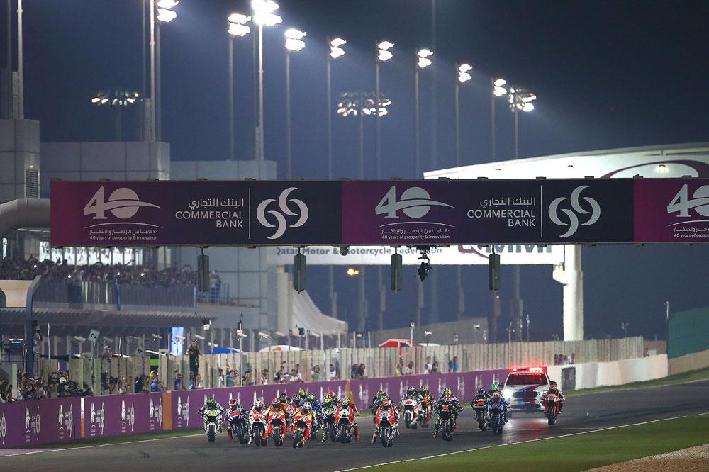 Horarios Gran Premio de Qatar de MotoGP 2016