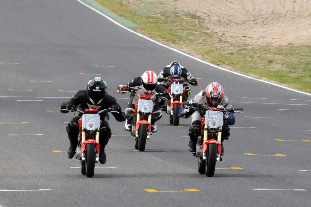 La Rav Riders Moto 3 Naked Cup continúa en 2016