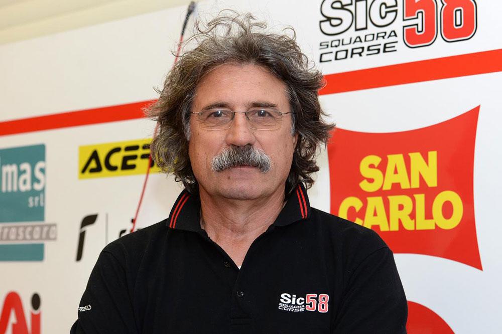 Paolo Simoncelli habla de la primera temporada al frente de su equipo en el FIM CEV
