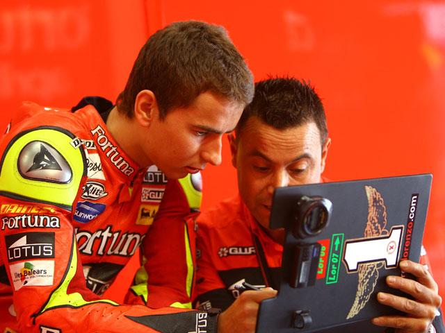 Lorenzo volverá a subirse en la Yamaha M1 en Motegi