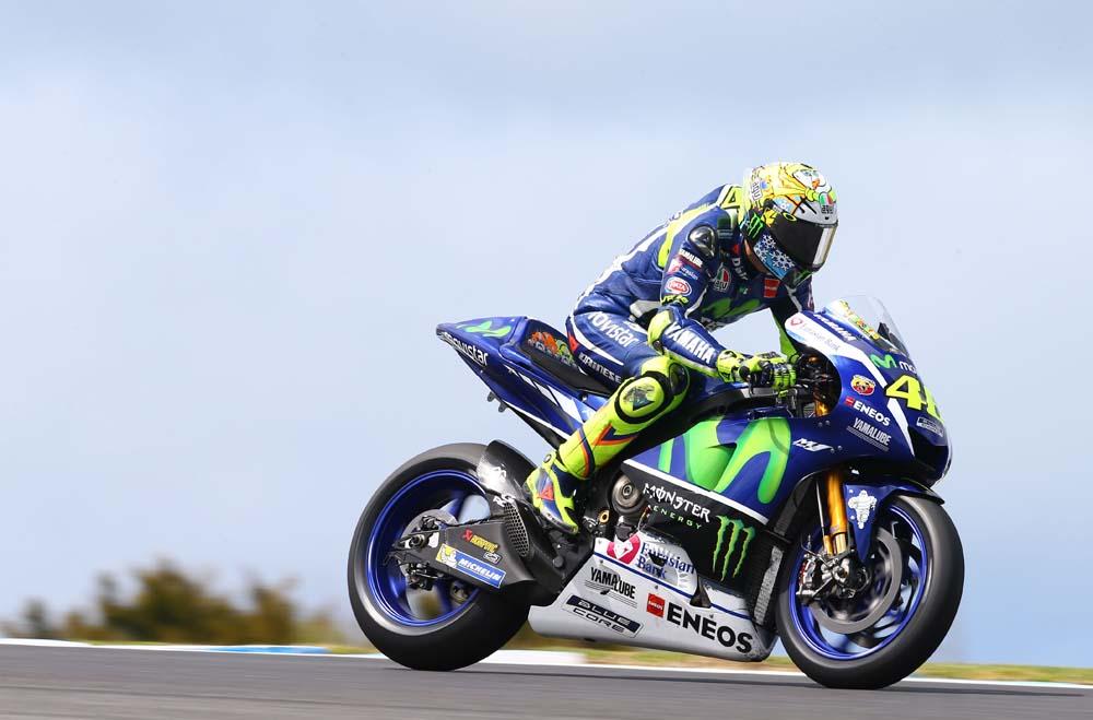 El equipo Movistar Yamaha finaliza de manera positiva los test de Phillip Island