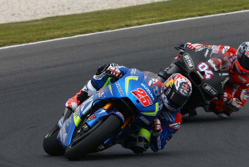 Analizamos los resultados de los test de MotoGP en Phillip Island