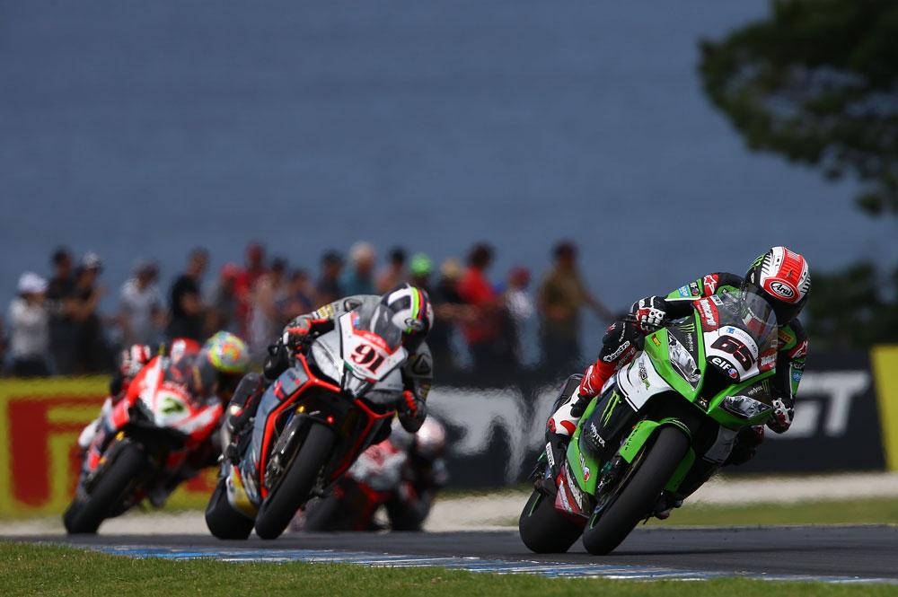 Horarios del Mundial de Superbike en Phillip Island