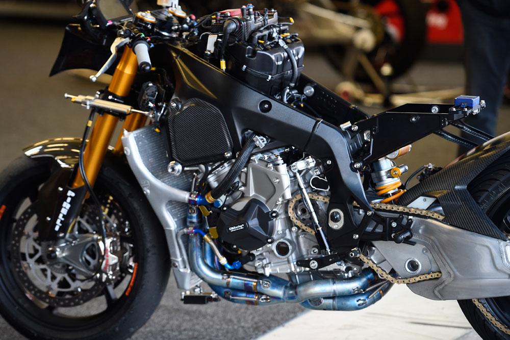El reglamento del Mundial de Superbike en 2016