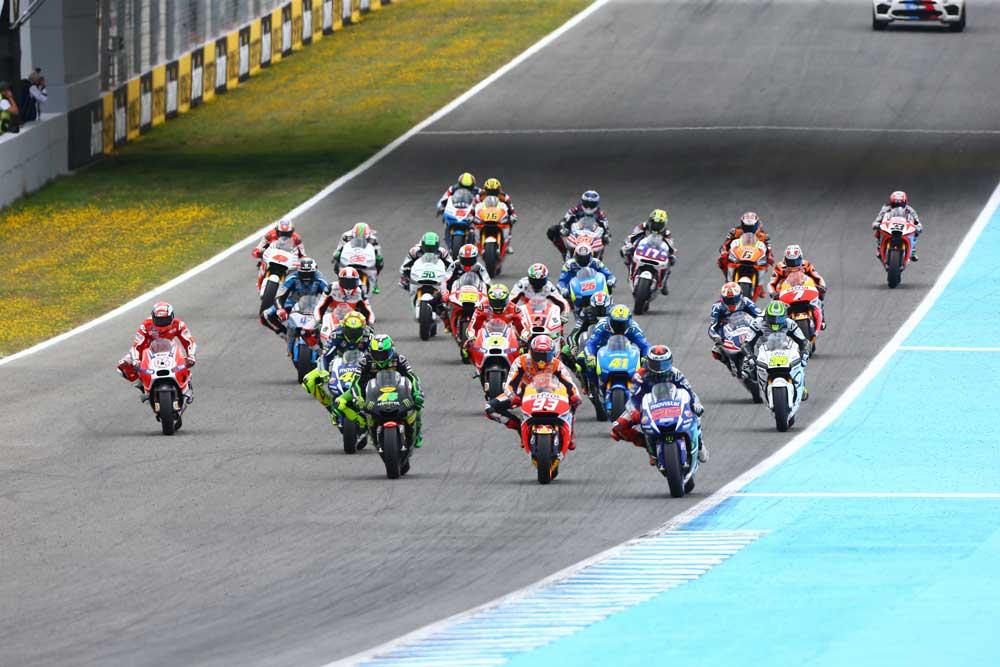 Horarios Gran Premio de España de MotoGP 2016