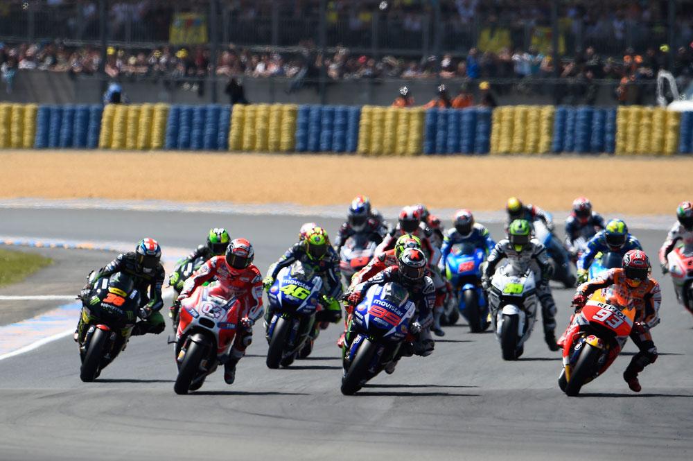 Horarios Gran Premio de Francia de MotoGP 2016