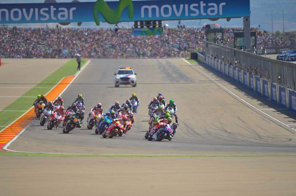 MotorLand Aragón, el mejor Gran Premio del Mundial de MotoGP