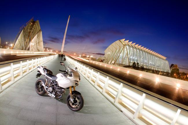 Ruta en moto en invierno por Valencia