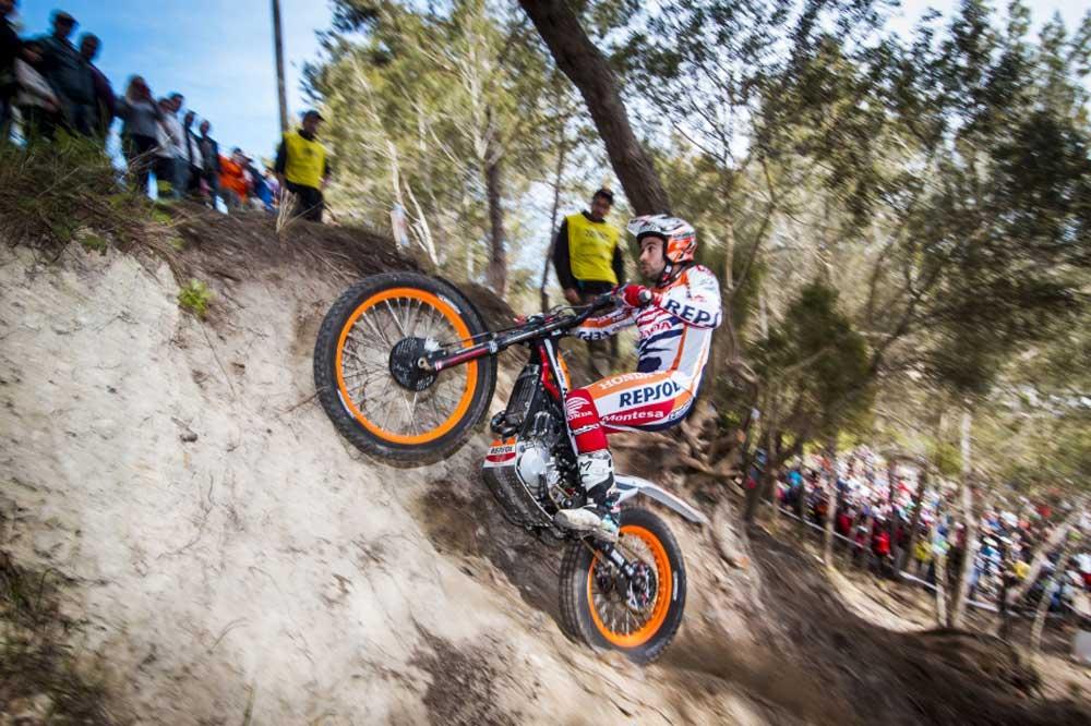 Arranca el Campeonato de España de Trial TR1 2016