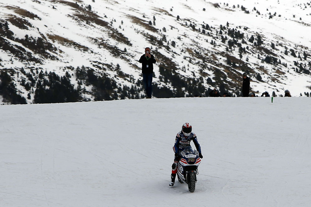 Presentación de Avintia Racing en Andorra