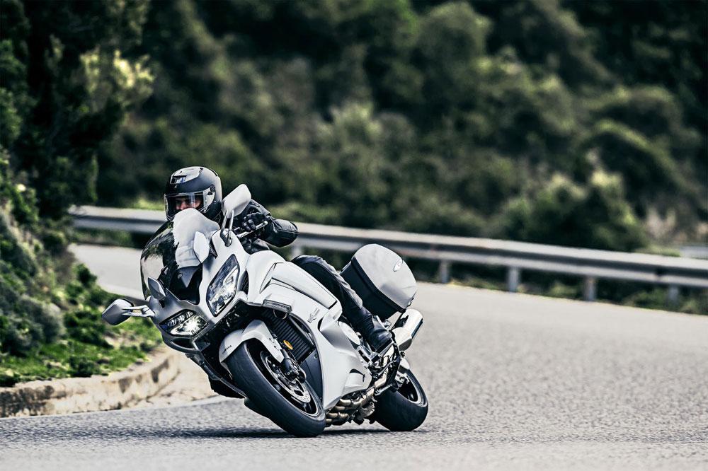 ¿Quieres ser el primero en probar la nueva Yamaha FJR1300?