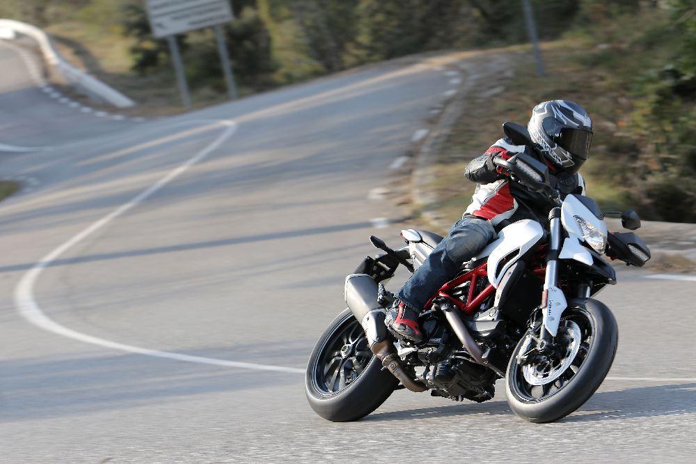 Ducati Hypermotard 939, la supermoto italiana ahora más civilizada