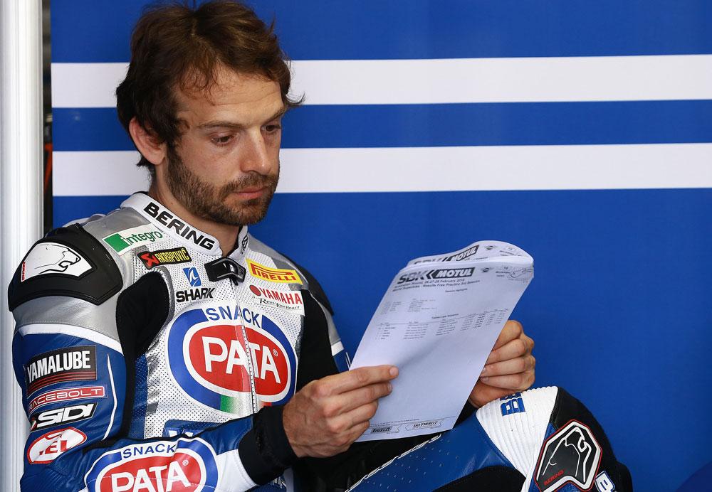 """Sylvain Guintoli: """"Hemos sido mucho más competitivos de lo que esperábamos"""""""