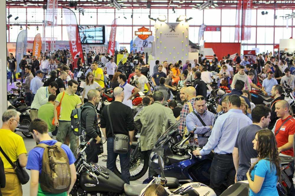 ¿Cómo se llega al Salón MotoMadrid 2016?