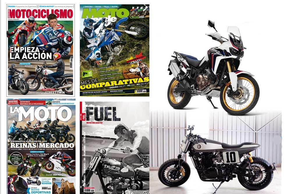 Visita MOTOCICLISMO en MotoMadrid 2016