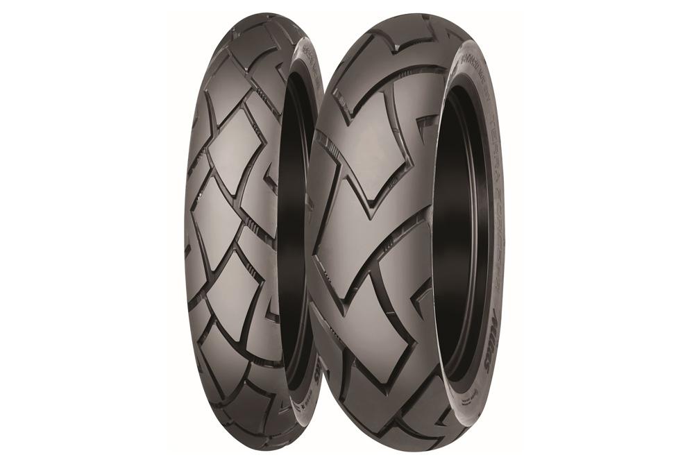 El neumático Terra Force-R saldrá a la venta en abril