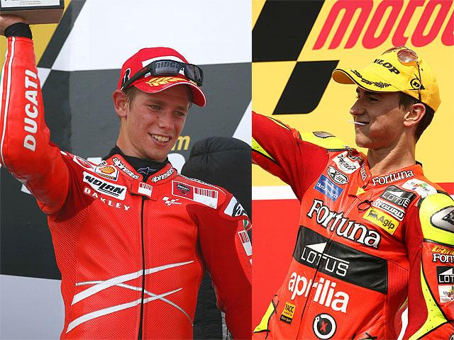 ¿Qué necesitan Stoner y Lorenzo para ser campeones del mundo?