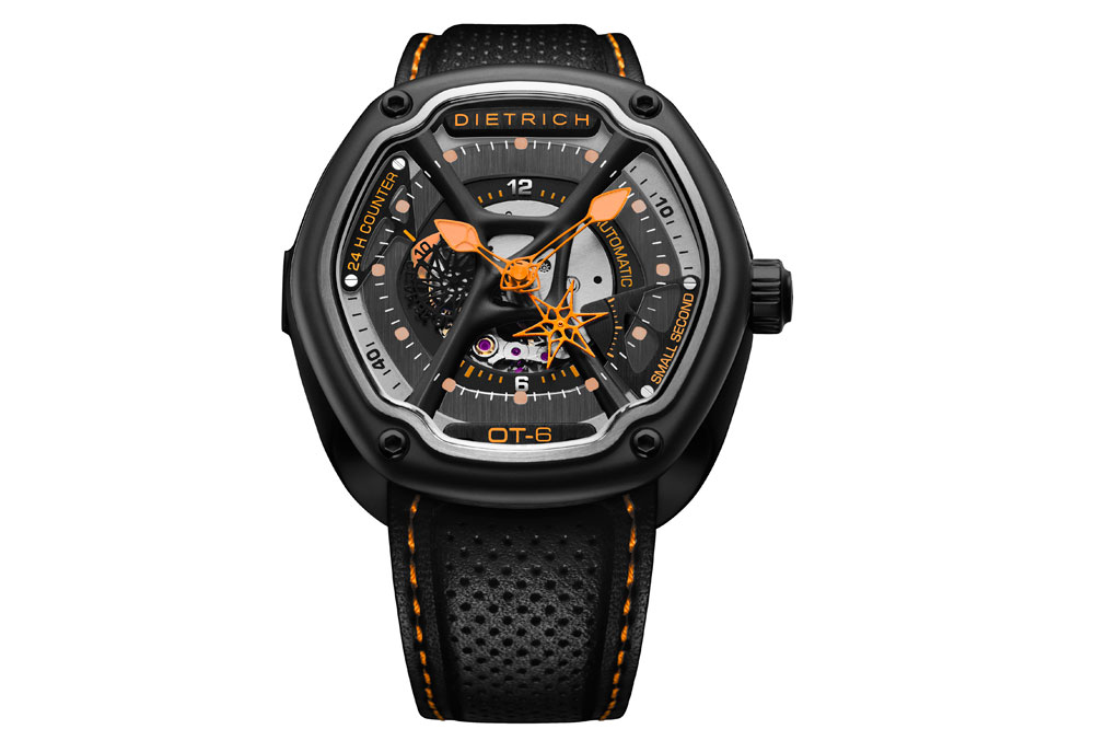 Dietrich OT-6, nuevo reloj deportivo