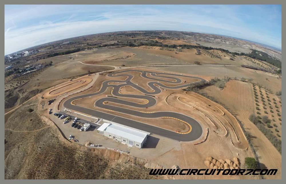 Dani Rivas dará nombre a un nuevo circuito