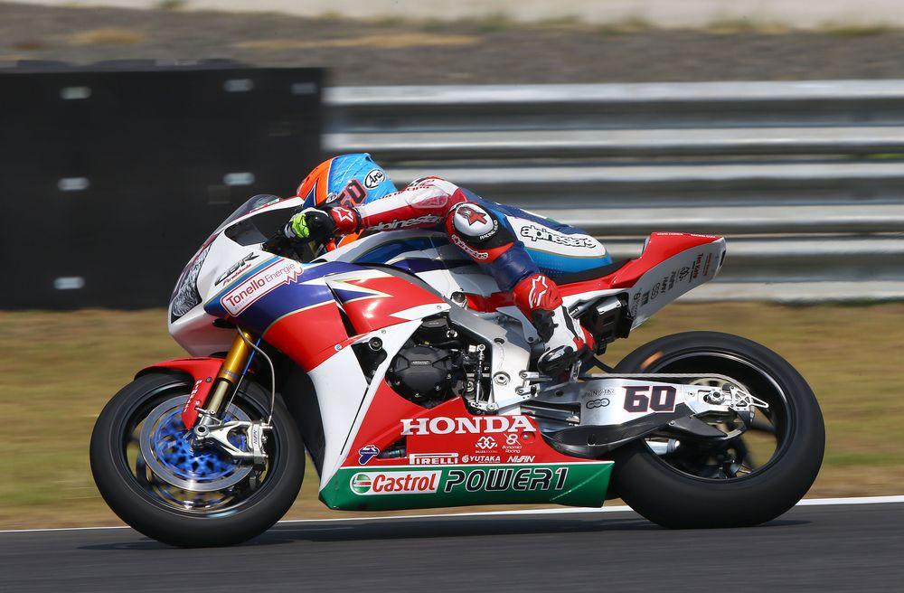 Michael Van der Mark el más rápido de Superbike en Tailandia