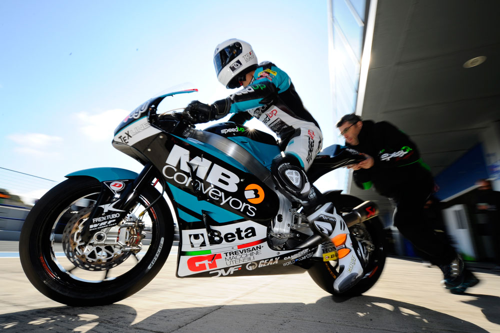 Speed-Up SF-16: la Moto2 italiana que pelea por la victoria