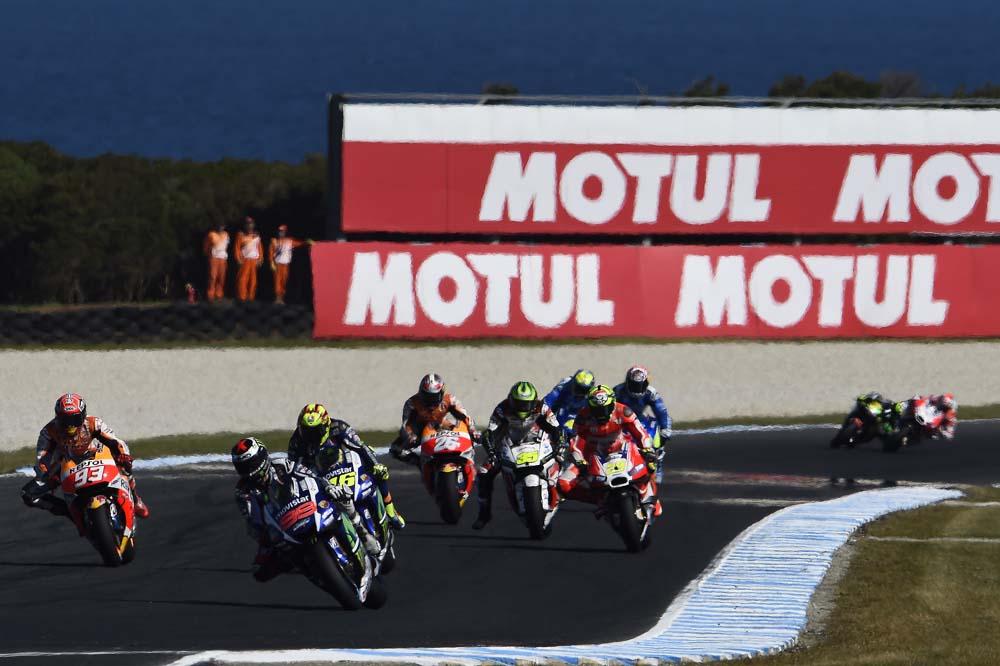 ¿Dónde prefieres ver el Mundial de MotoGP?