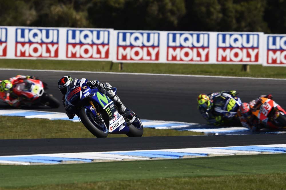 Los pilotos españoles de MotoGP