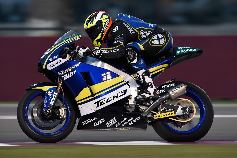 Tech-3 Mistral 610: la Moto2 francesa un año más en el campeonato del mundo