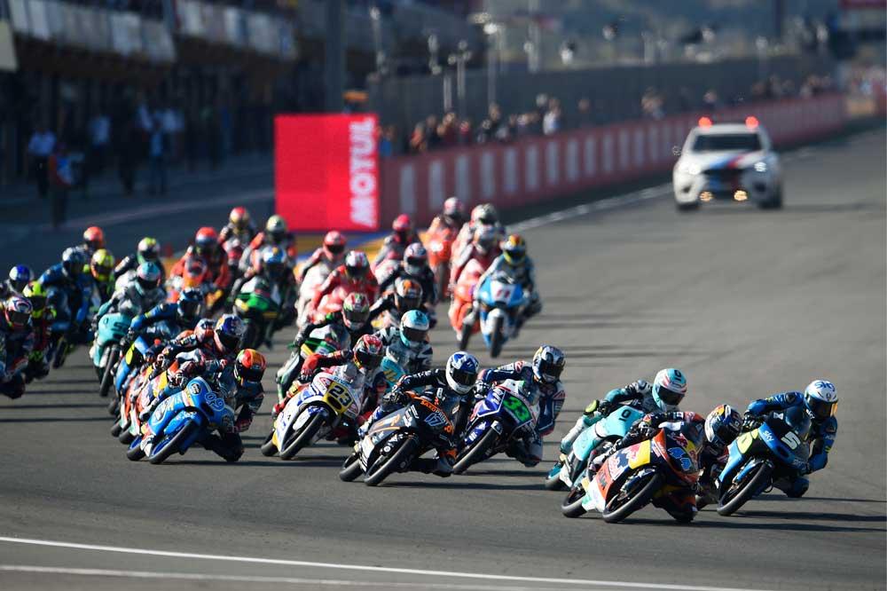 Mundial de Moto3 2016: Todo puede pasar