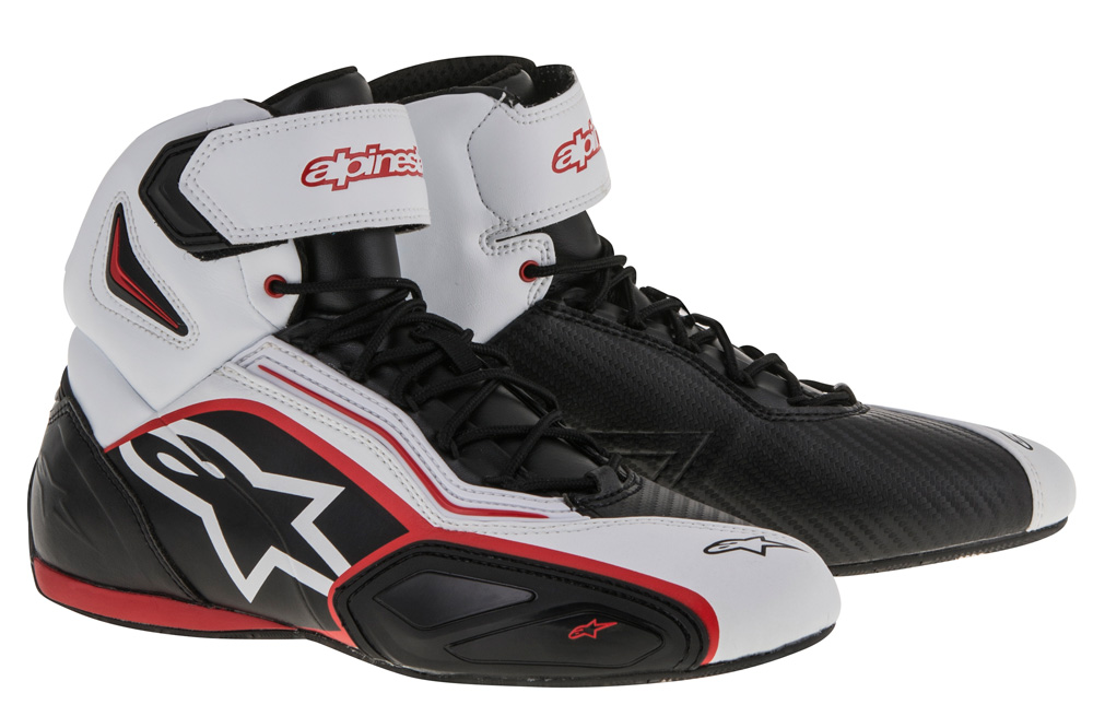Alpinestars Faster-2: Nuevas botas de moto de caña baja