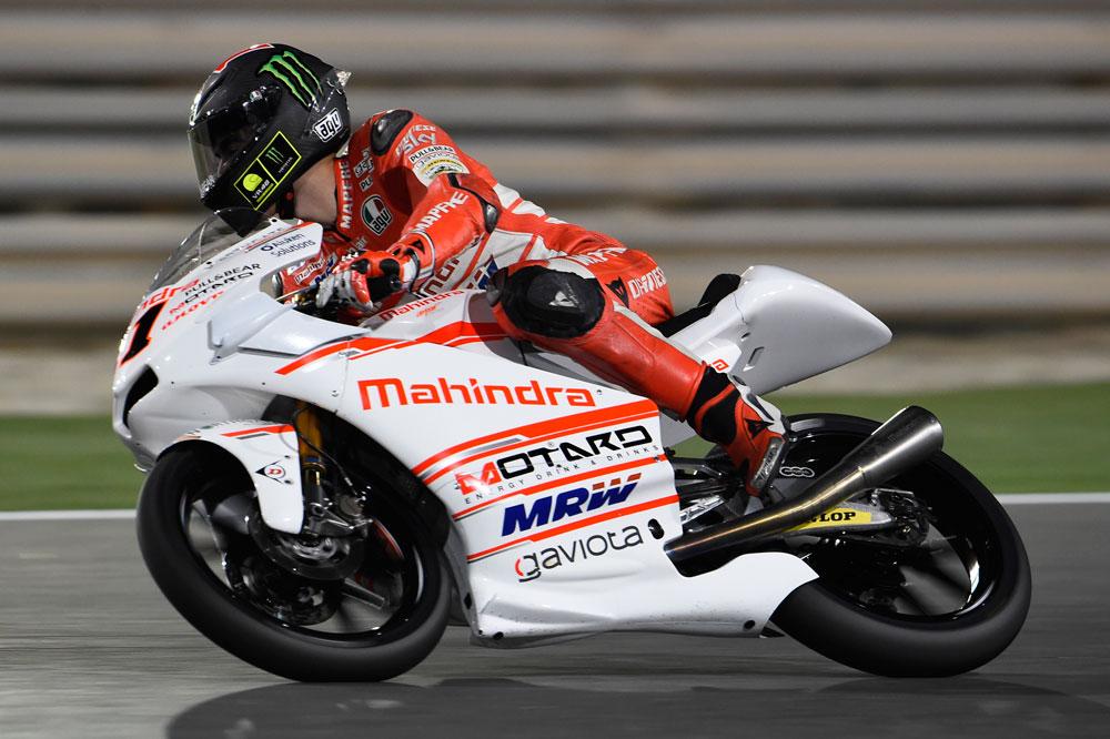 Mahindra y Peugeot: la misma Moto3 con distinto nombre