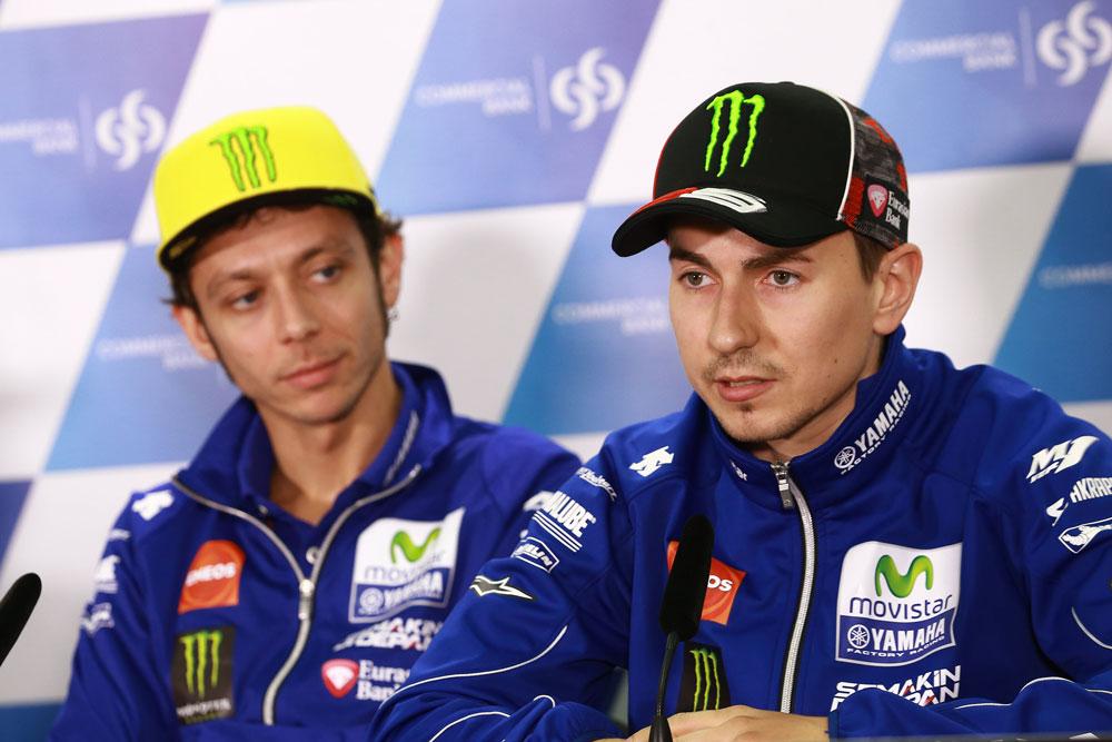 Declaraciones de los pilotos Yamaha tras los primeros libres