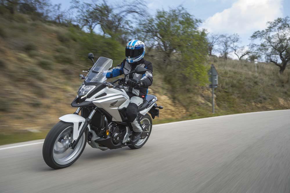 Honda NC750X y Honda Integra: tercera evolución de la saga NC