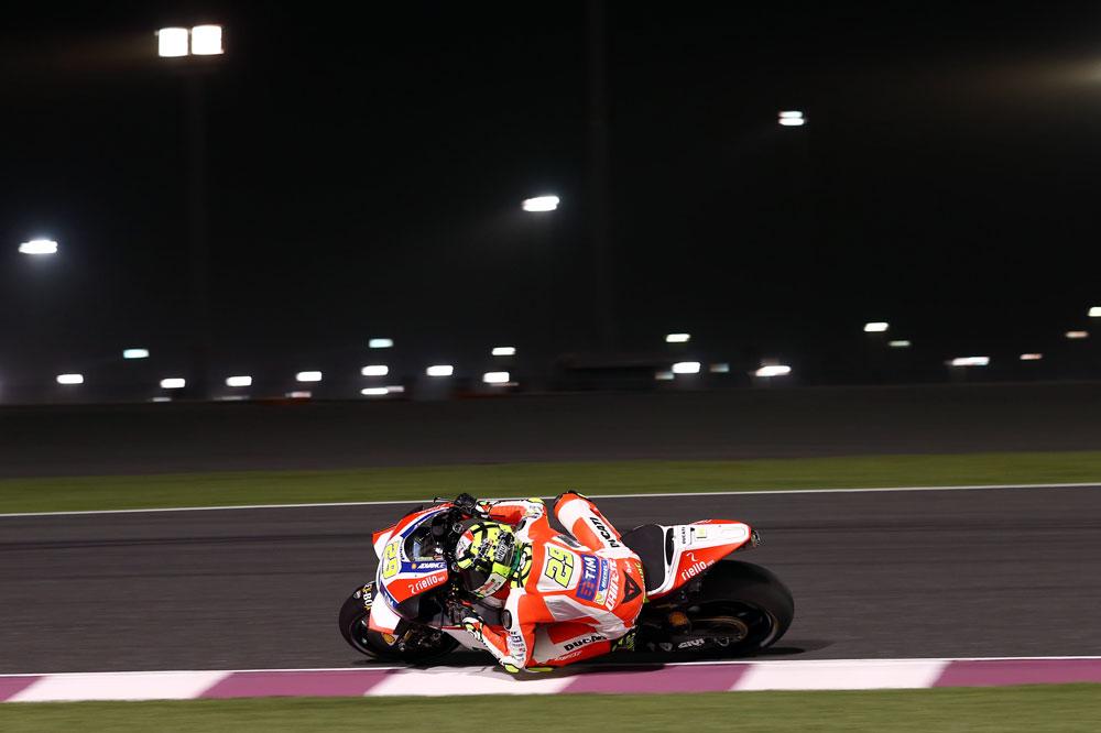 """Marc Márquez: """"La velocidad de las Ducati es de otro planeta"""""""