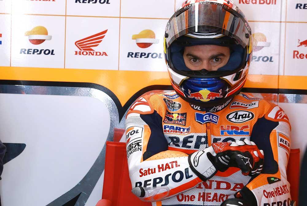 """Dani Pedrosa: """"Lo negativo de la carrera ha sido la distancia con el ganador"""""""