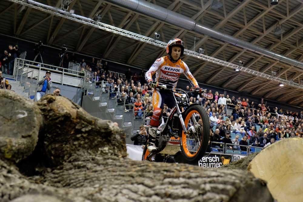 Toni Bou gana en el Campeonato del Mundo XTrial en Viena, Austria