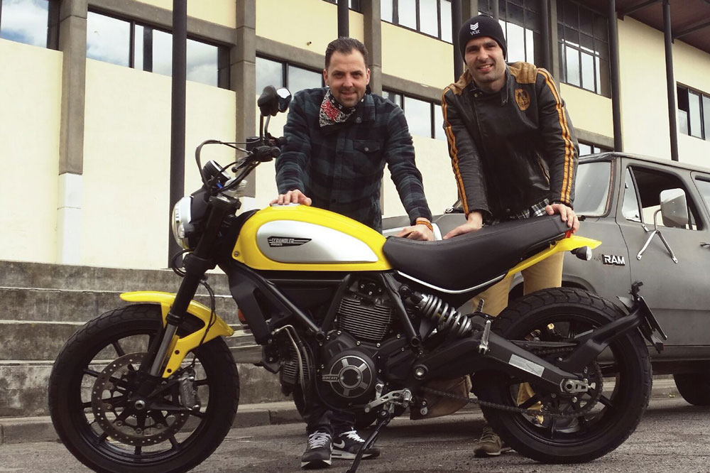 Ducati Scrambler, tres nuevas preparaciones en proceso