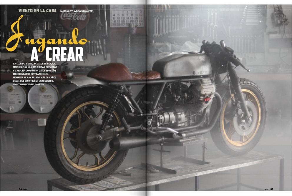 Tercer número de la revista Fuel
