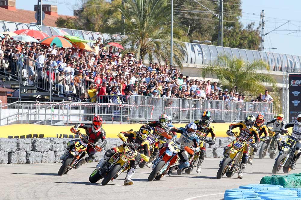 El Mundial de Supermoto 2016 arranca en Jerez