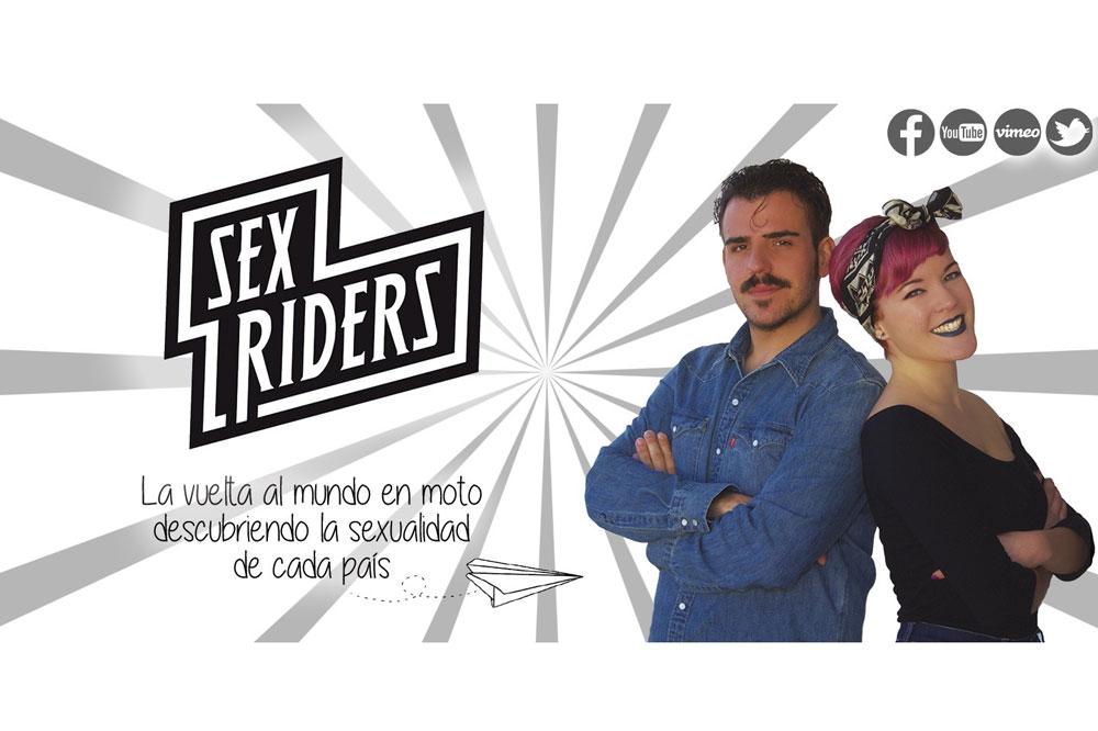 Sex Riders: una vuelta al mundo en moto para descubrir la sexualidad