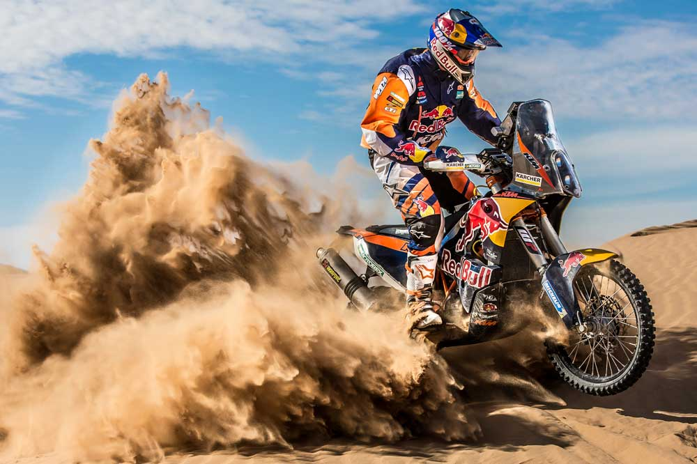 Previo Abu Dhabi Desert Challenge, inicio Mundial Cross-Country Rallies 2016