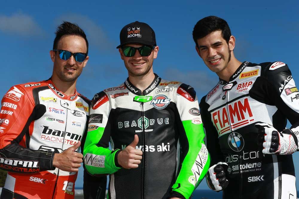 Los pilotos españoles, protagonistas en MotorLand