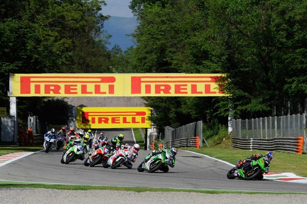 Cancelada la carrera de Monza del Mundial de Superbike