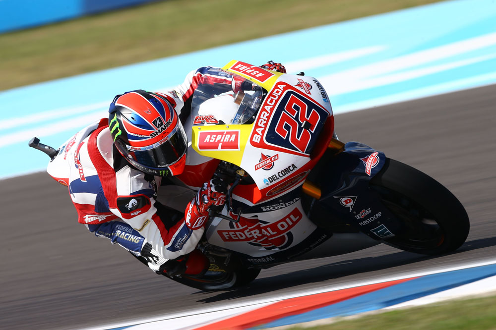 Sam Lowes se hace con la pole 'in extremis'